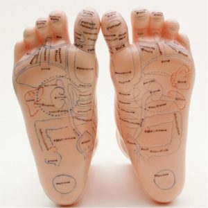 appareil pour masser les pieds