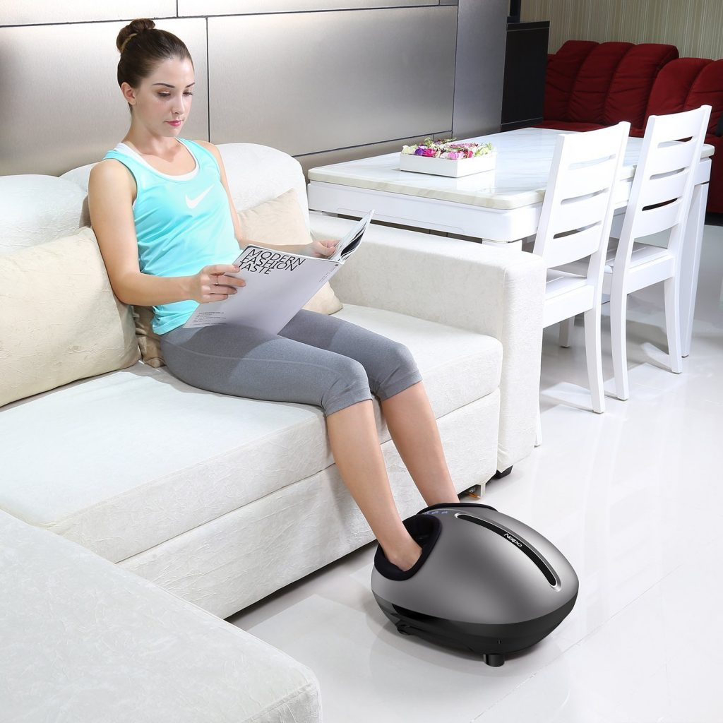 appareil massage pied professionnel